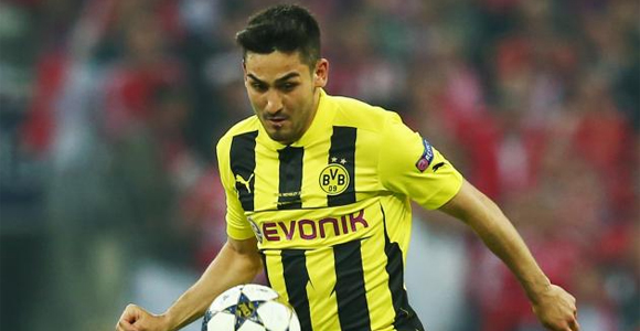 Arsenal Wants Ilkay Gundogan