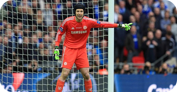 Petr Cech to Arsenal