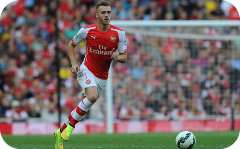 Arsenal Calum Chambers