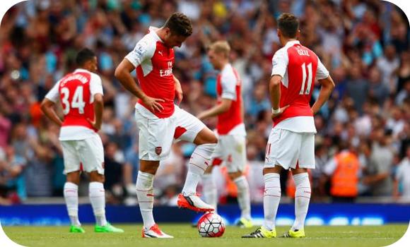 Arsenal Poor Performance